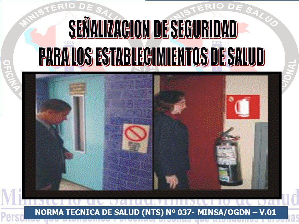 NORMA TECNICA DE SALUD (NTS) Nº 037- MINSA/OGDN – V.01