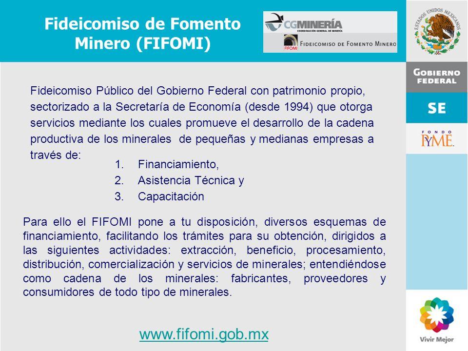 Fideicomiso de Fomento Minero (FIFOMI)