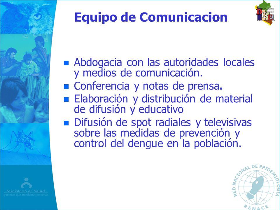 Equipo de Comunicacion