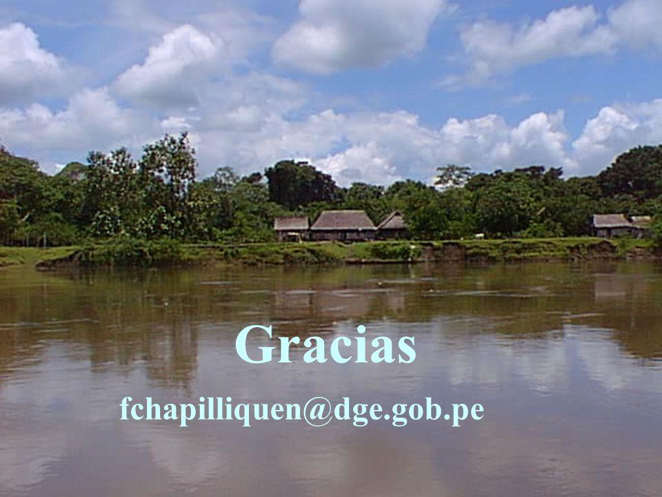 Gracias fchapilliquen@dge.gob.pe