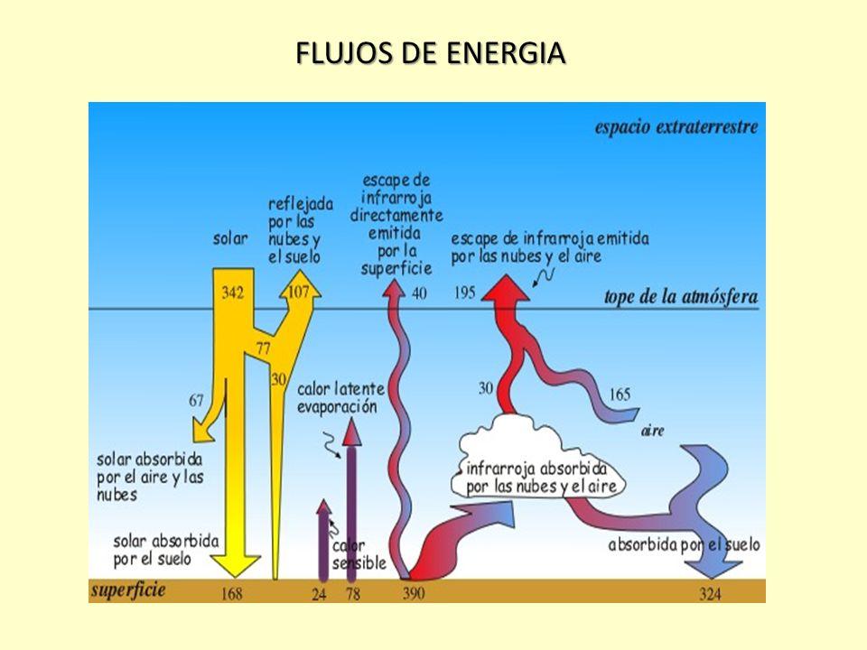 FLUJOS DE ENERGIA