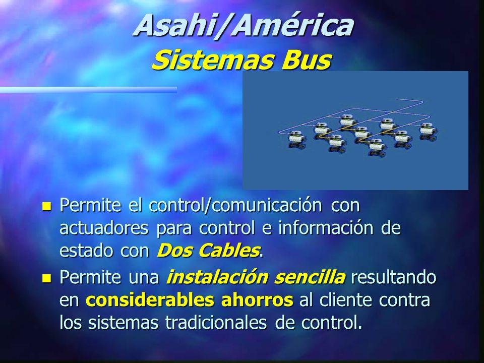 Asahi/América Sistemas Bus