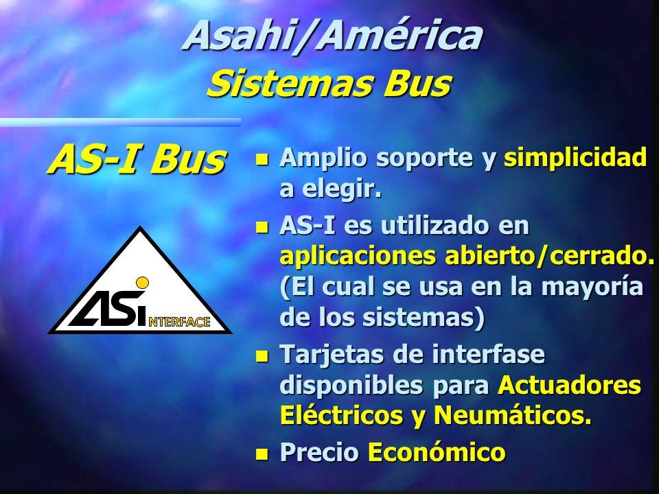 Asahi/América AS-I Bus