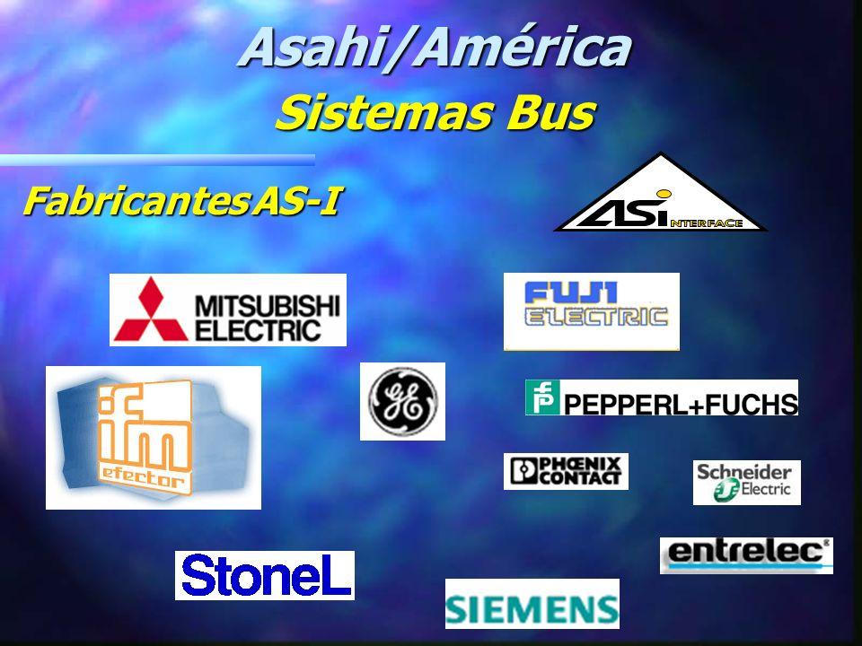 Asahi/América Sistemas Bus Fabricantes AS-I
