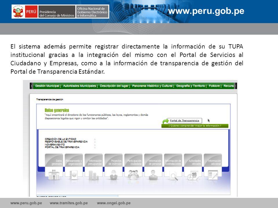 www.peru.gob.pe