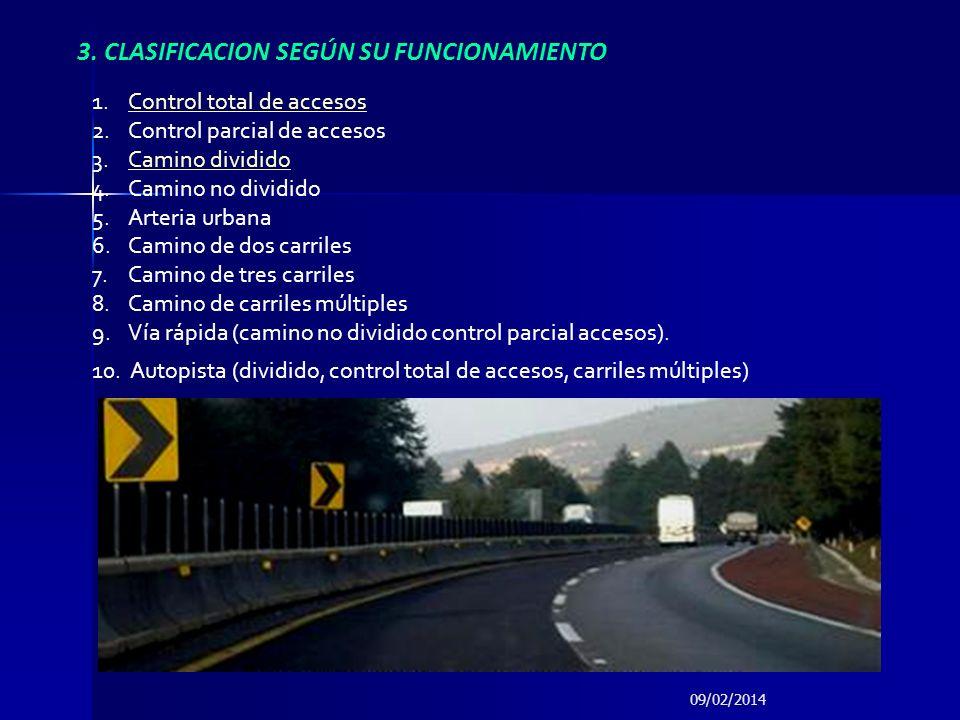 3. CLASIFICACION SEGÚN SU FUNCIONAMIENTO