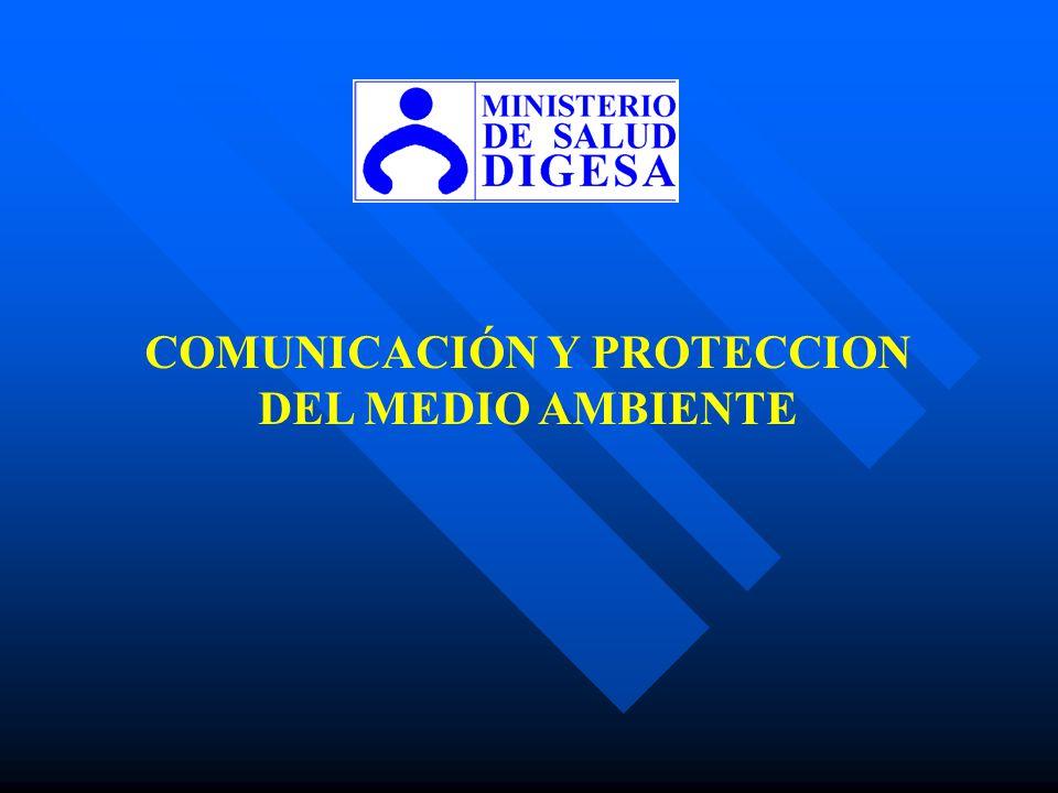 COMUNICACIÓN Y PROTECCION