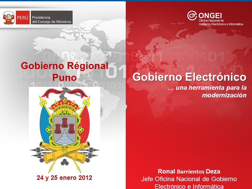 Gobierno Régional Puno