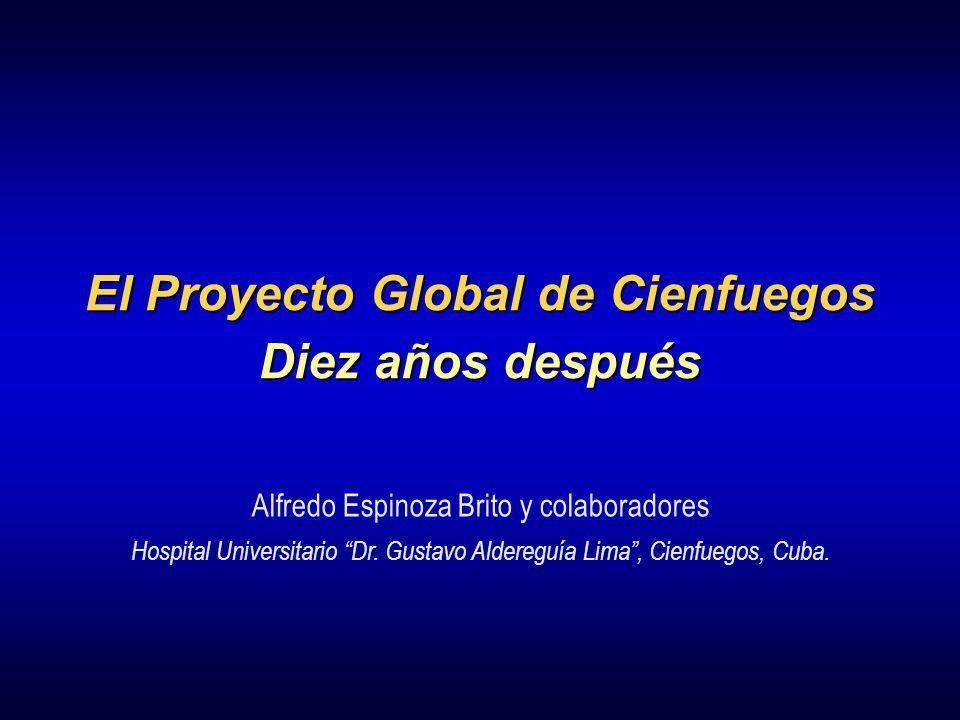 El Proyecto Global de Cienfuegos
