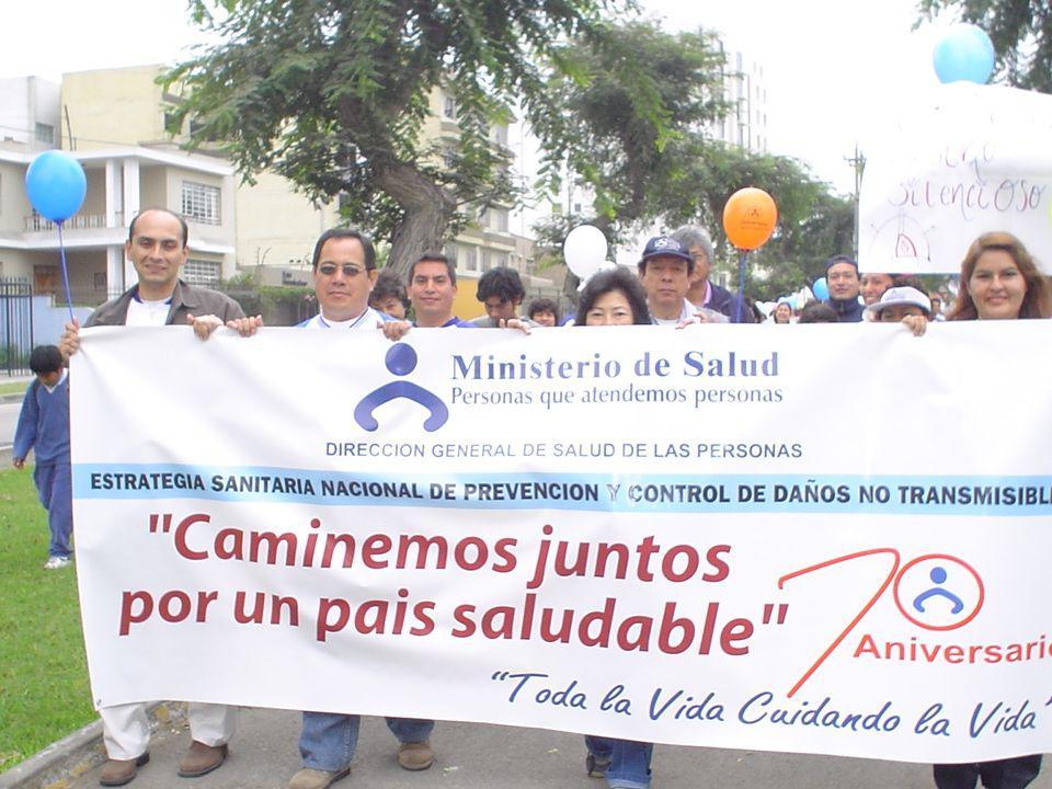MODELO DE ABORDAJE EN PROMOCION Y PREVENCIÓN DE LA SALUD