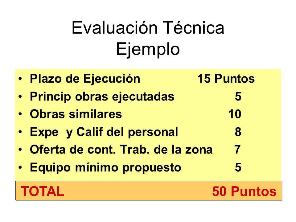 Evaluación Técnica Ejemplo