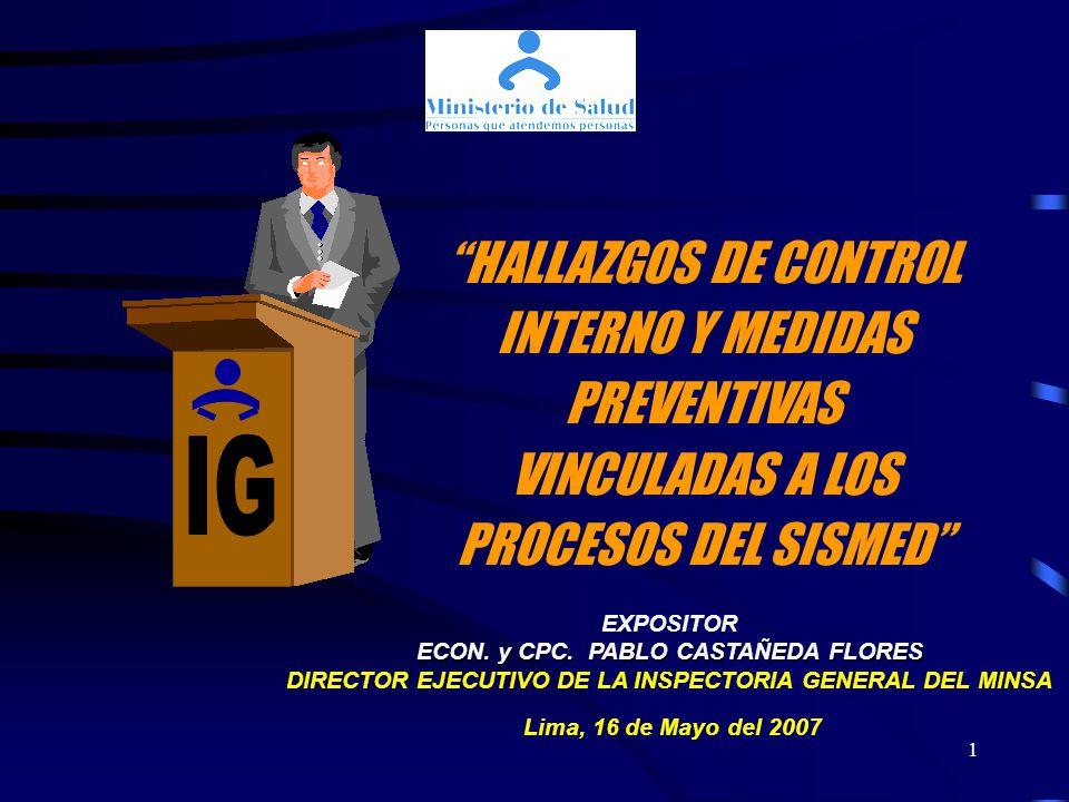 HALLAZGOS DE CONTROL INTERNO Y MEDIDAS PREVENTIVAS VINCULADAS A LOS PROCESOS DEL SISMED