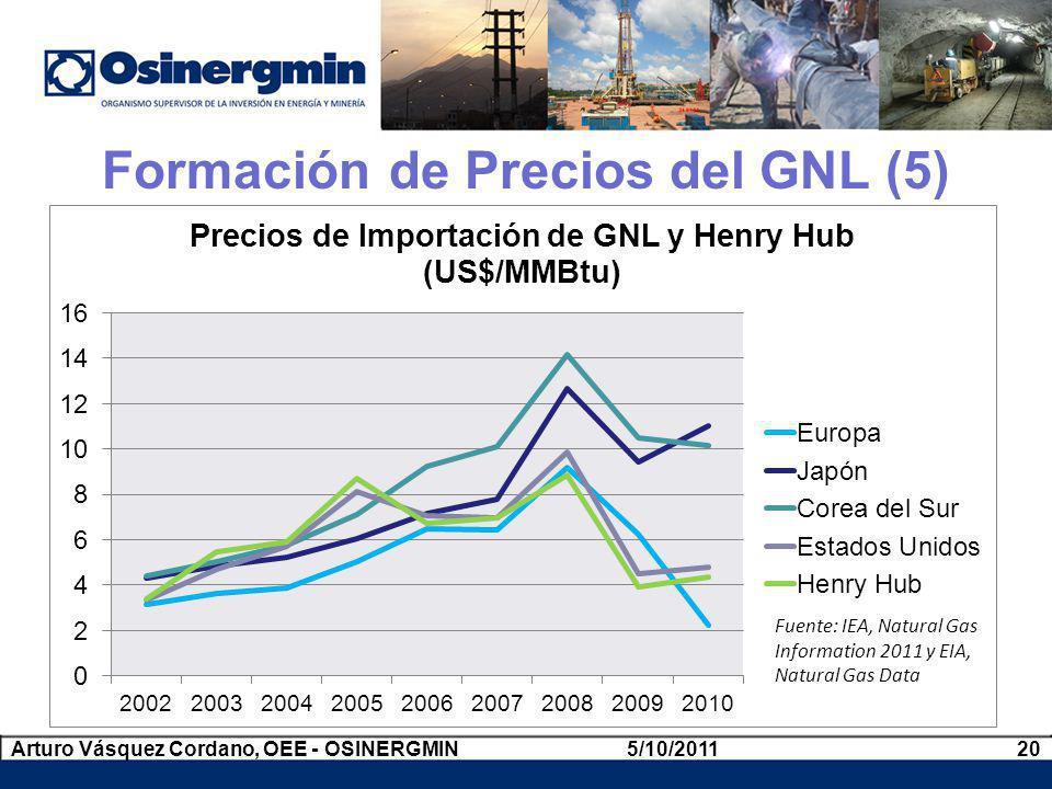 Formación de Precios del GNL (5)