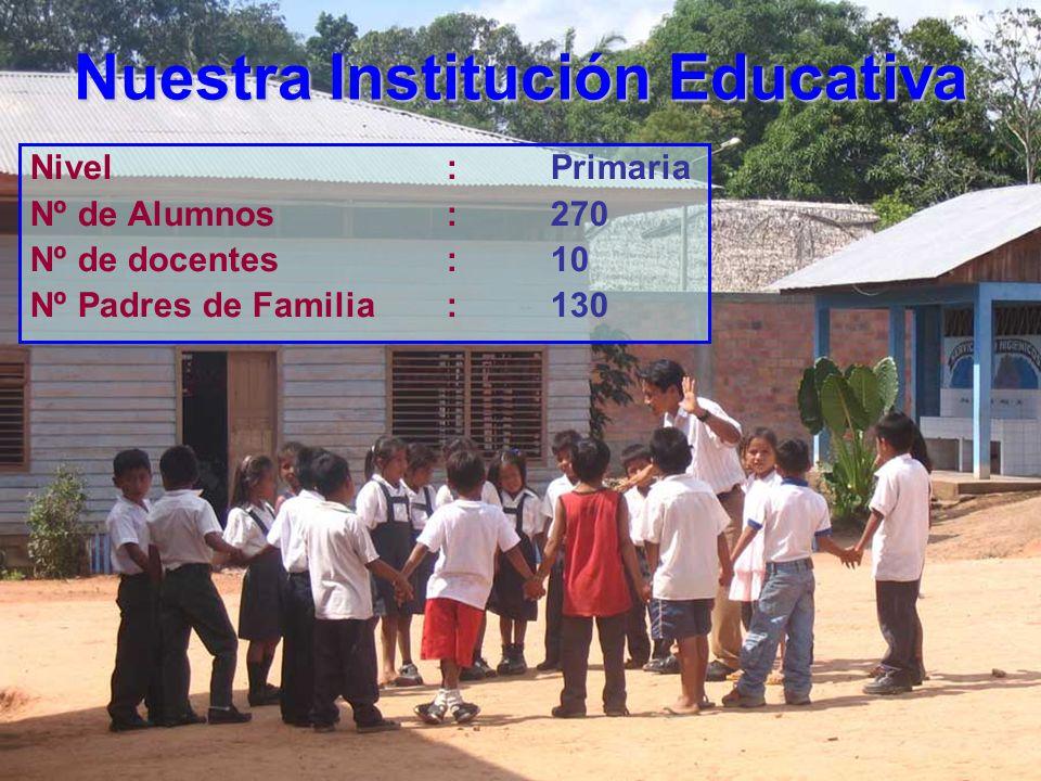 Nuestra Institución Educativa