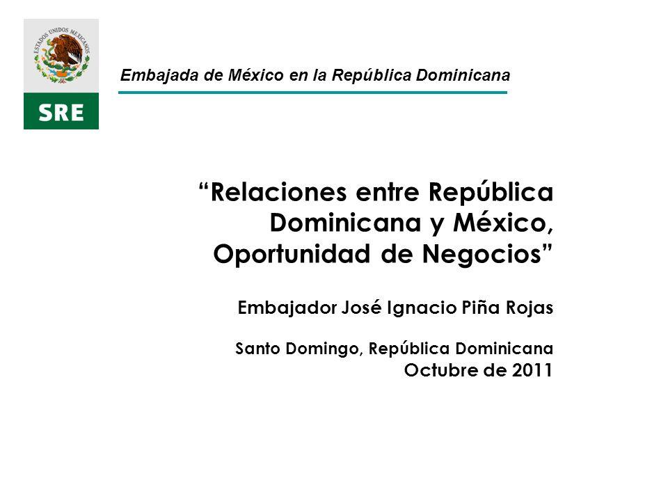 Embajada de México en la República Dominicana