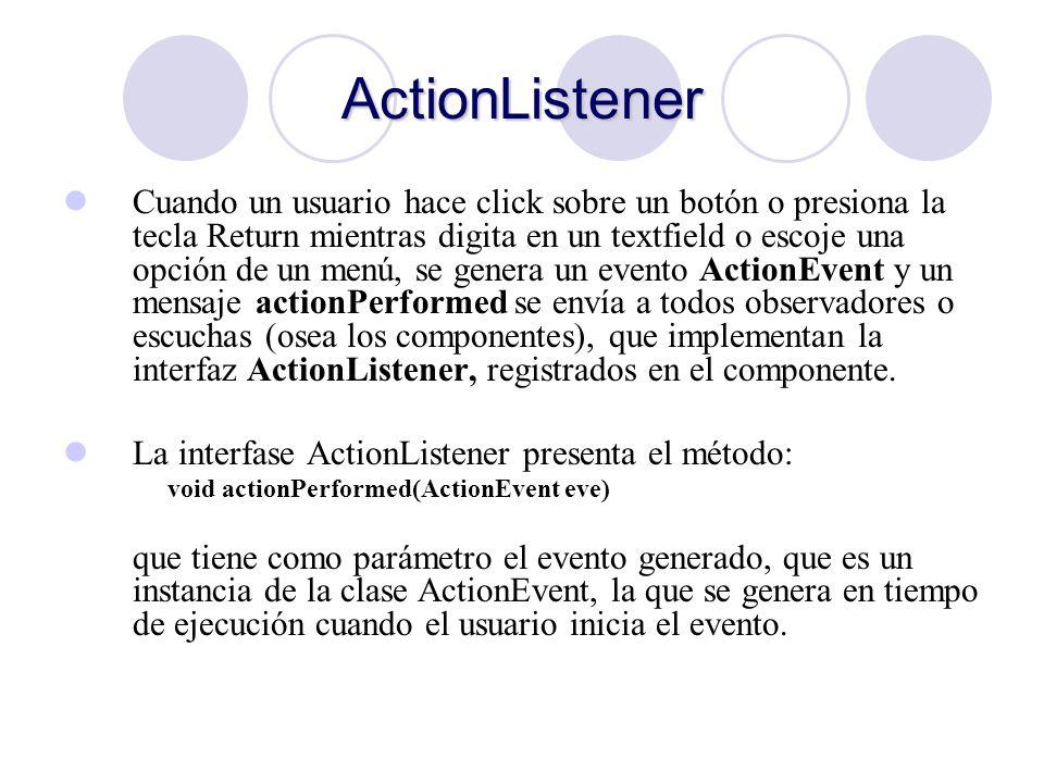 ActionListener