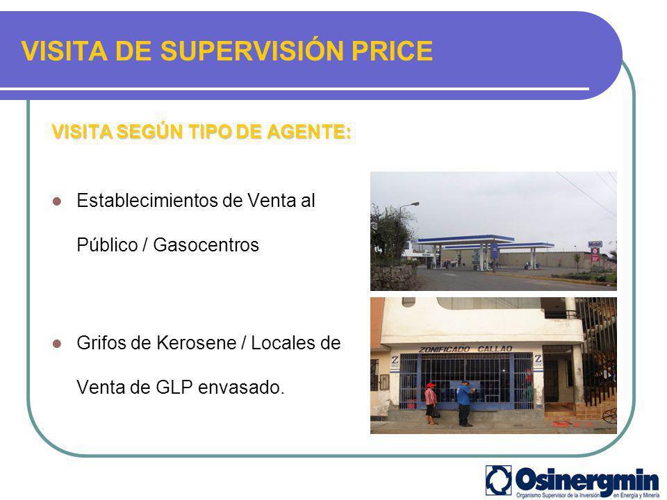 VISITA DE SUPERVISIÓN PRICE