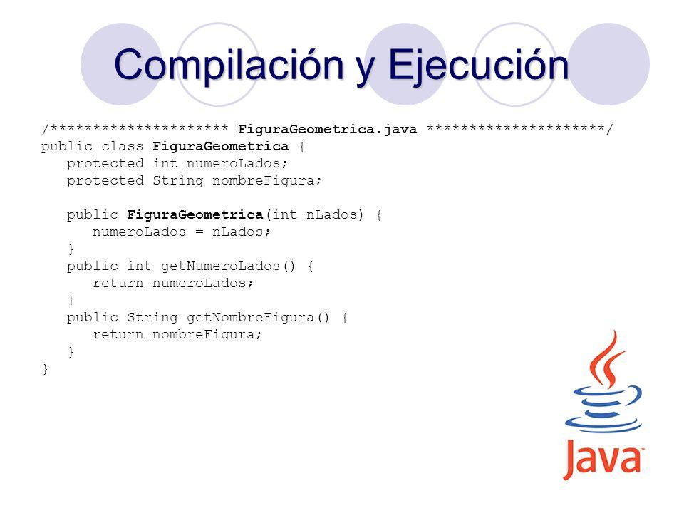 Compilación y Ejecución