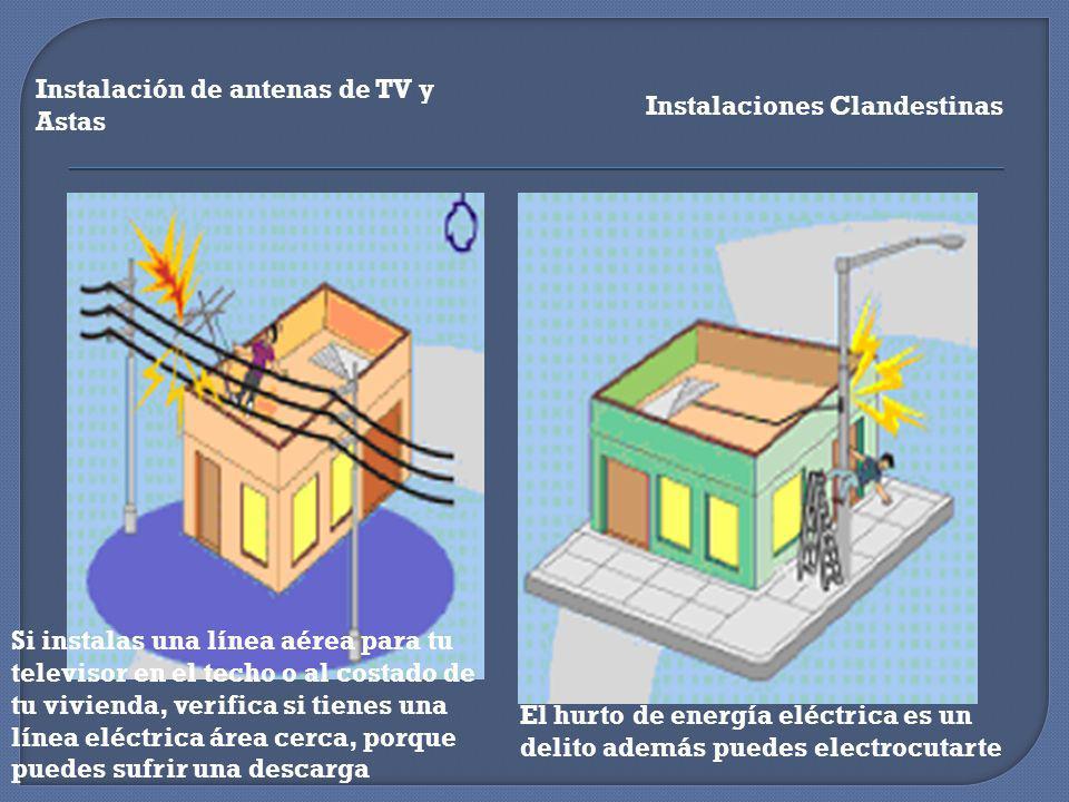 Instalación de antenas de TV y Astas