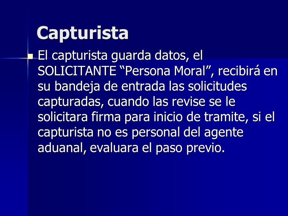 Capturista