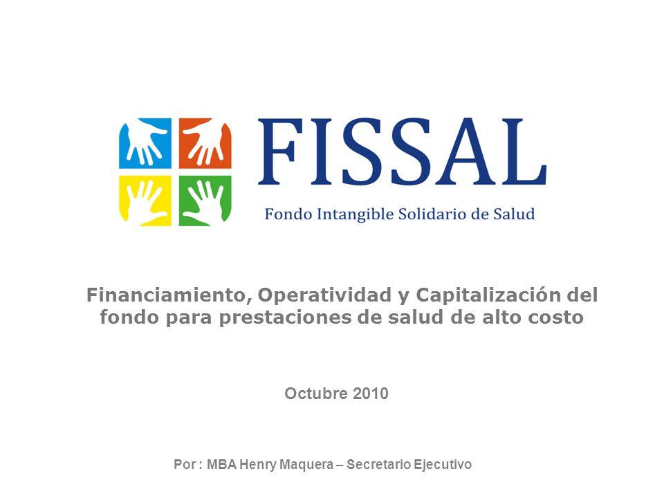 Por : MBA Henry Maquera – Secretario Ejecutivo