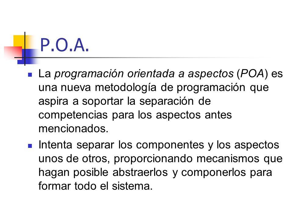 P.O.A.