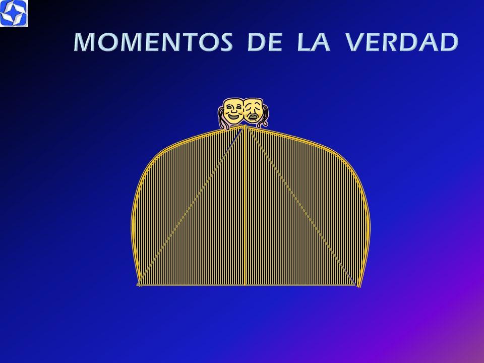 MOMENTOS DE LA VERDAD
