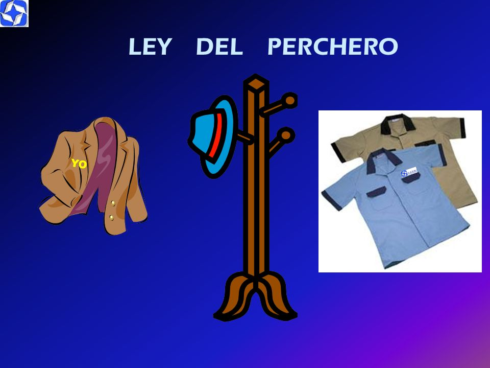 LEY DEL PERCHERO YO