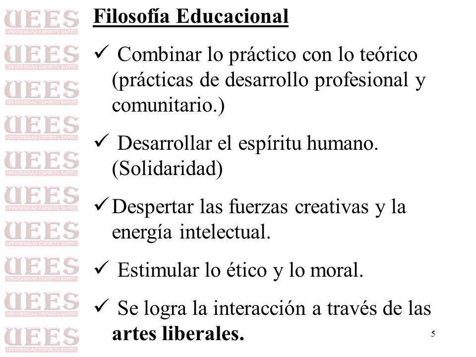 Filosofía Educacional