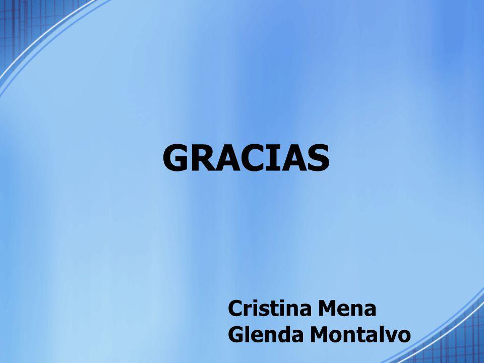Cristina Mena Glenda Montalvo