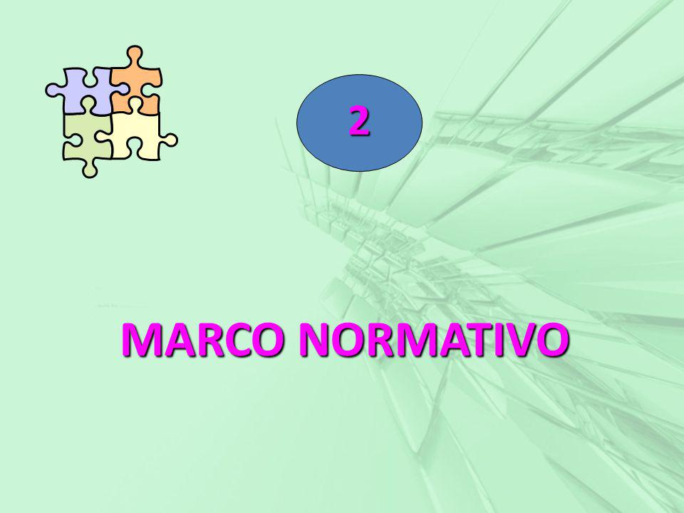 MARCO NORMATIVO 2