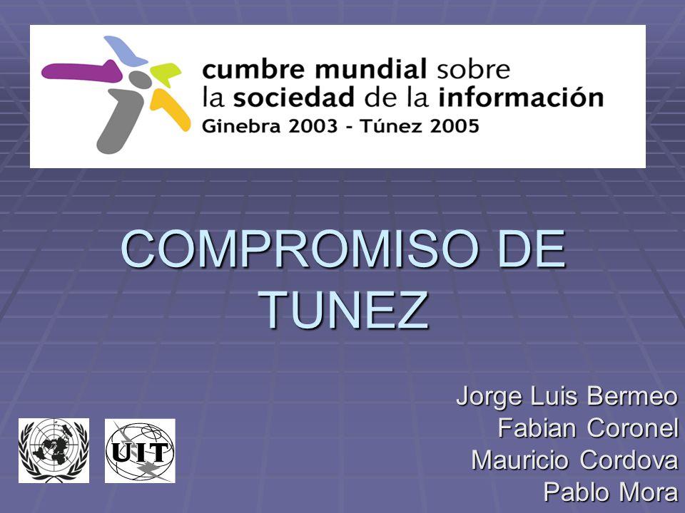 Jorge Luis Bermeo Fabian Coronel Mauricio Cordova Pablo Mora