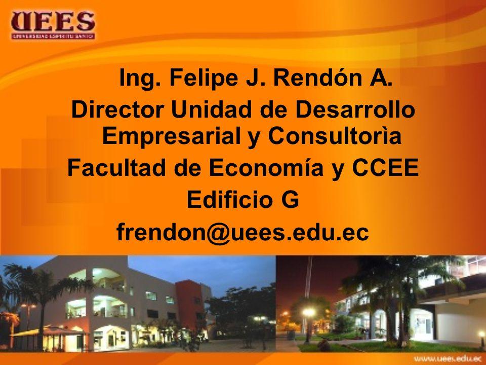 Director Unidad de Desarrollo Empresarial y Consultorìa