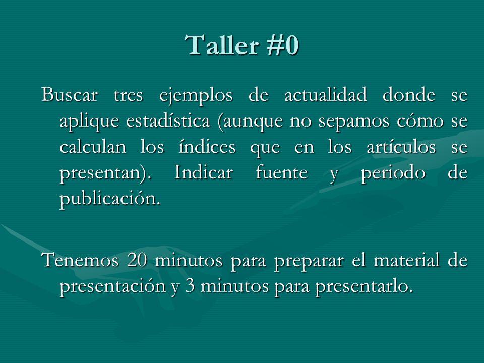 Taller #0