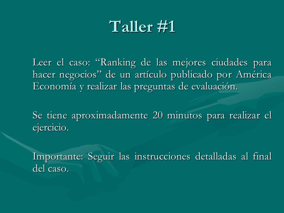 Taller #1