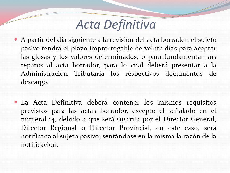 Acta Definitiva