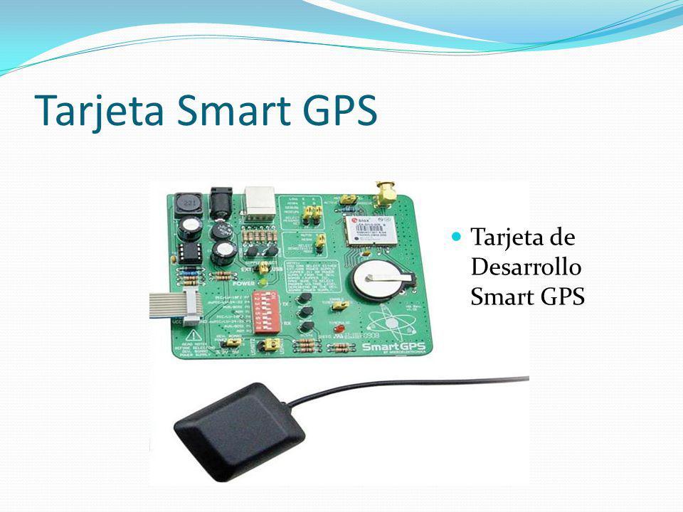 Tarjeta Smart GPS Tarjeta de Desarrollo Smart GPS