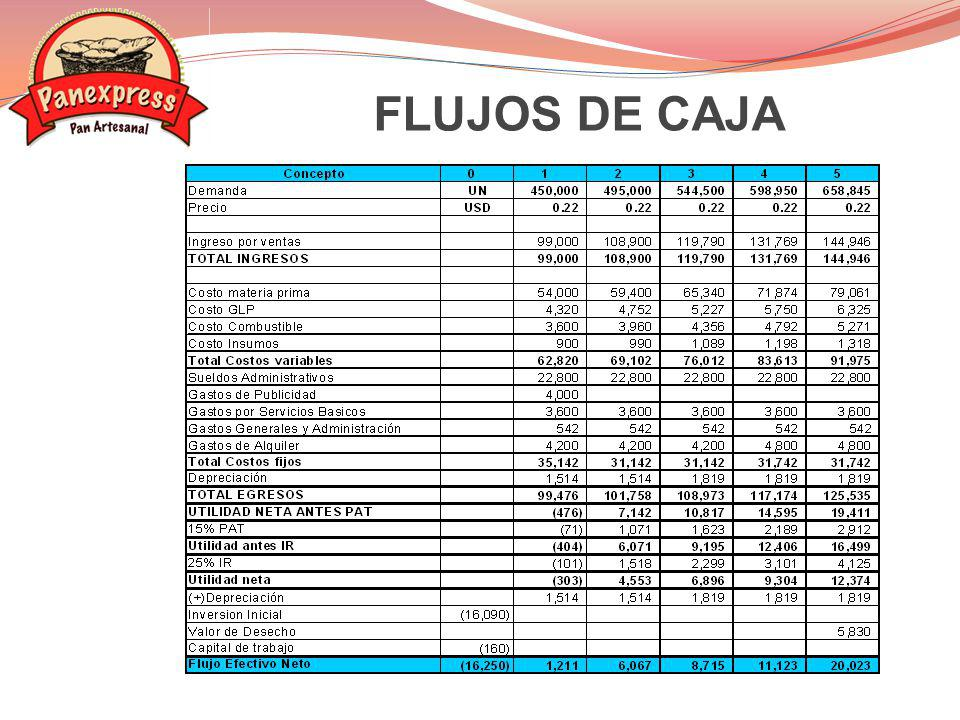 FLUJOS DE CAJA 27