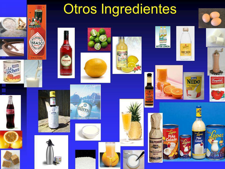 Otros Ingredientes