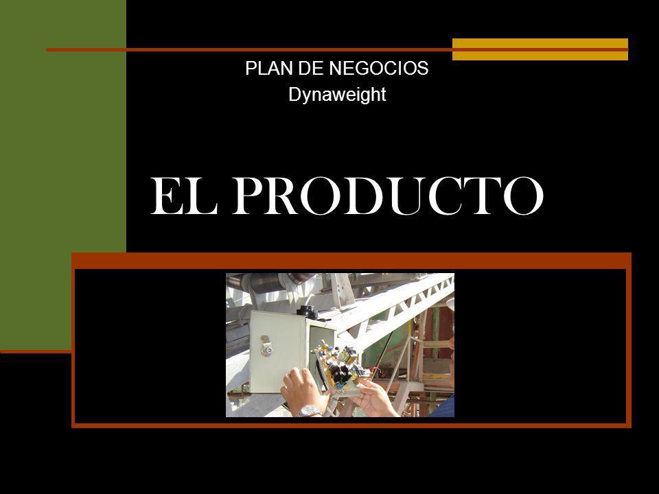 PLAN DE NEGOCIOS Dynaweight EL PRODUCTO