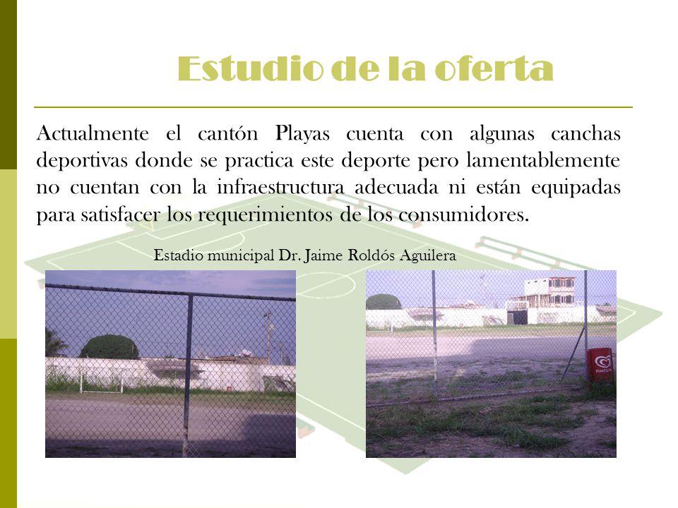 Estadio municipal Dr. Jaime Roldós Aguilera