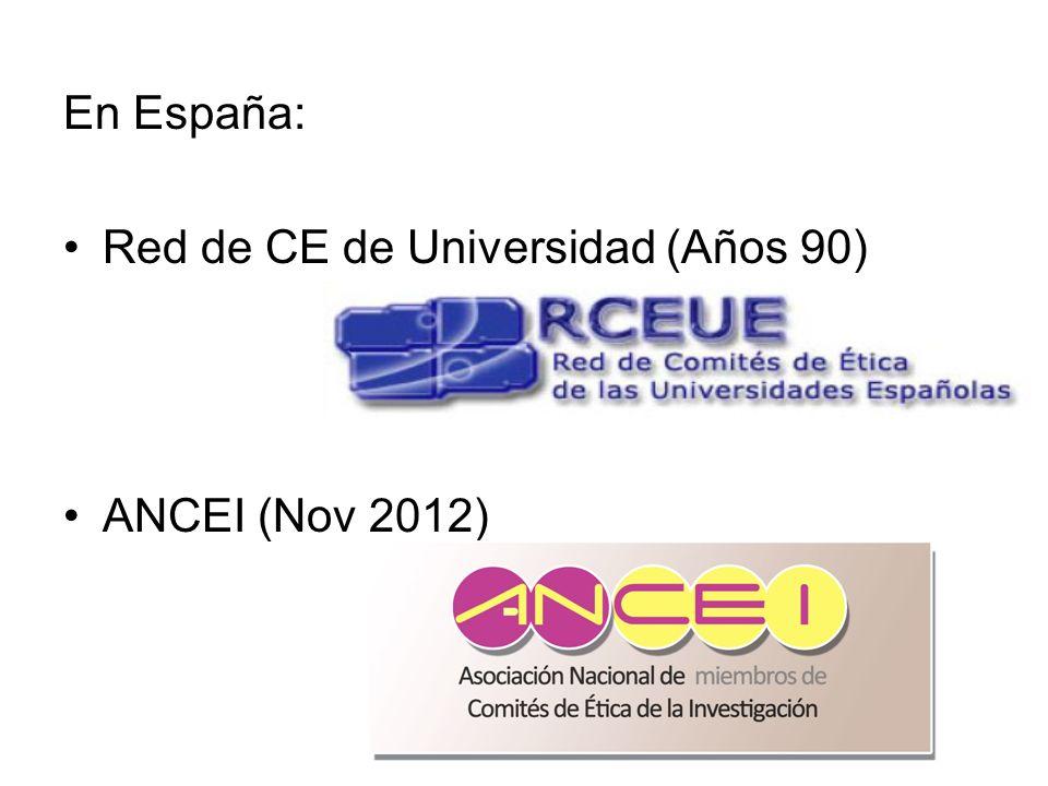 Red de CE de Universidad (Años 90)