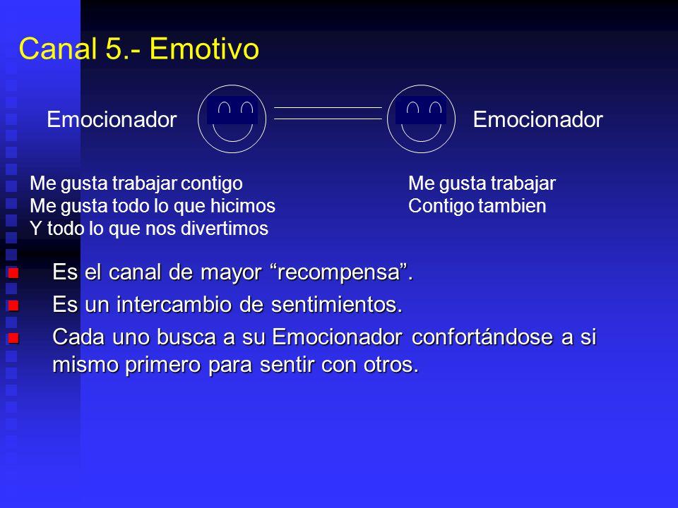 Canal 5.- Emotivo Emocionador Emocionador