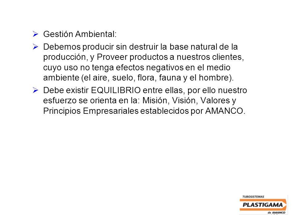 Gestión Ambiental: