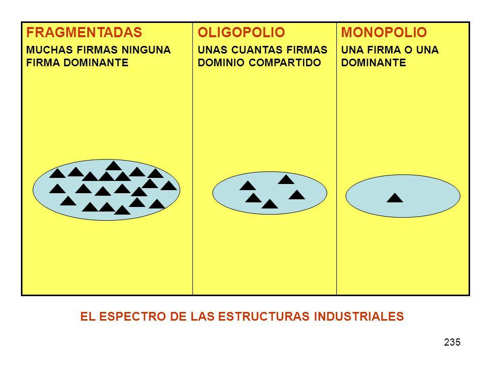 EL ESPECTRO DE LAS ESTRUCTURAS INDUSTRIALES