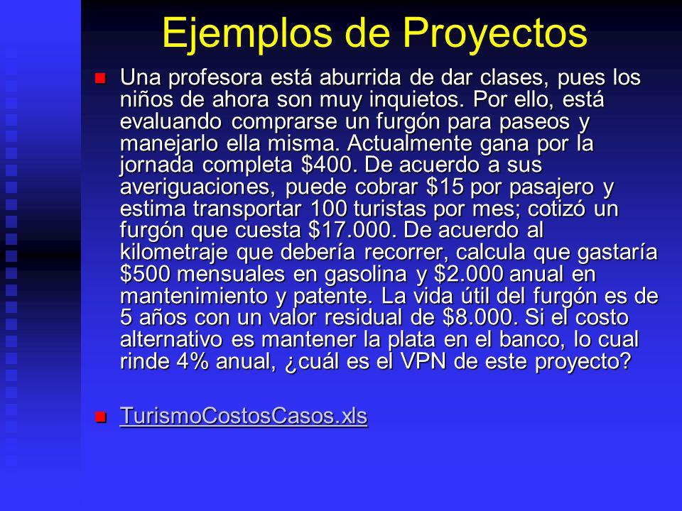 Ejemplos de Proyectos