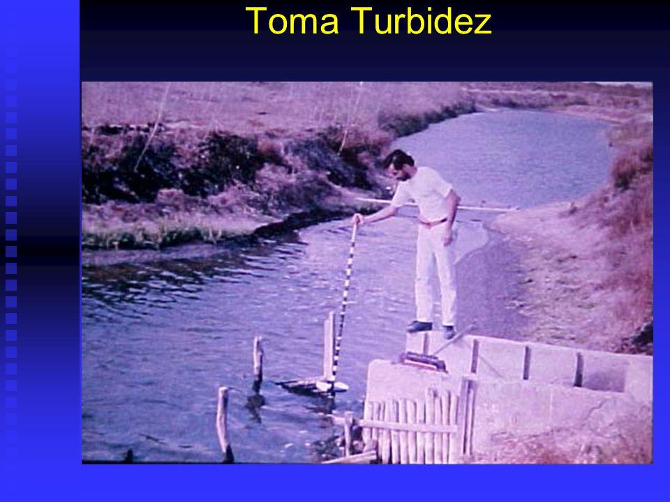 Toma Turbidez