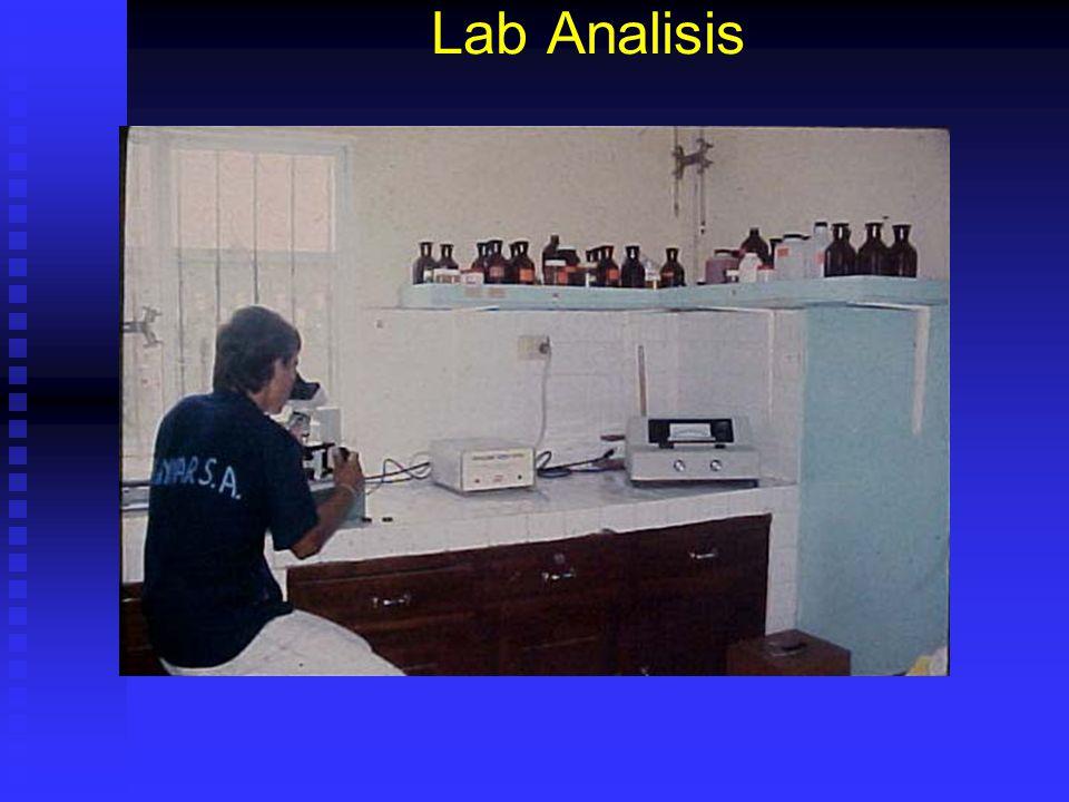 Lab Analisis