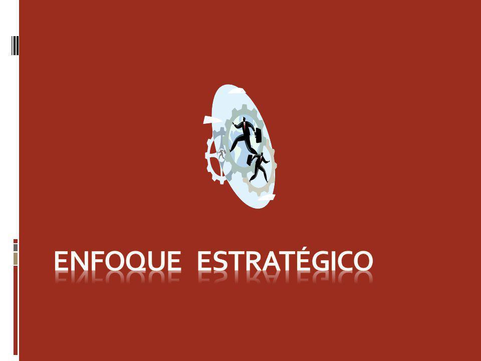 ENFOQUE ESTRATÉGICO