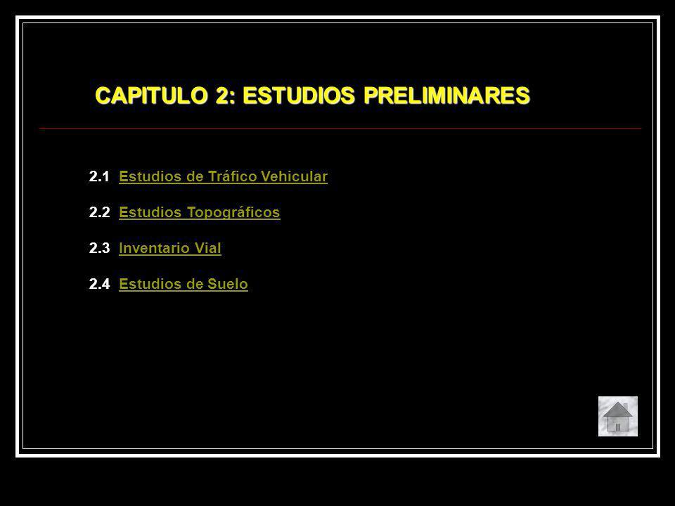 CAPITULO 2: ESTUDIOS PRELIMINARES